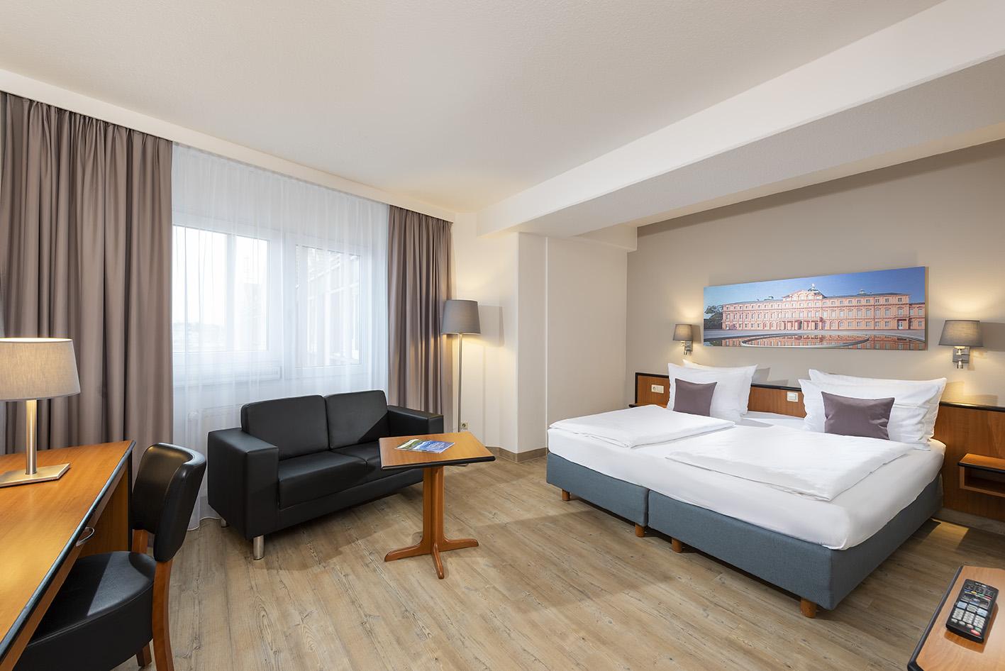 Family Rooms In Rastatt Best Western Hotel Rastatt